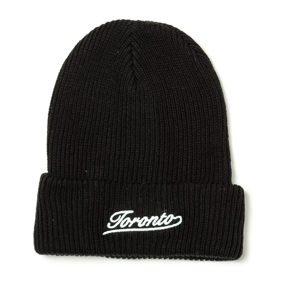 Capsule Toronto Beanie AS Black/White