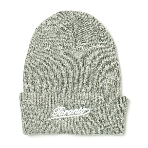 Capsule Toronto Beanie AS Grey/White