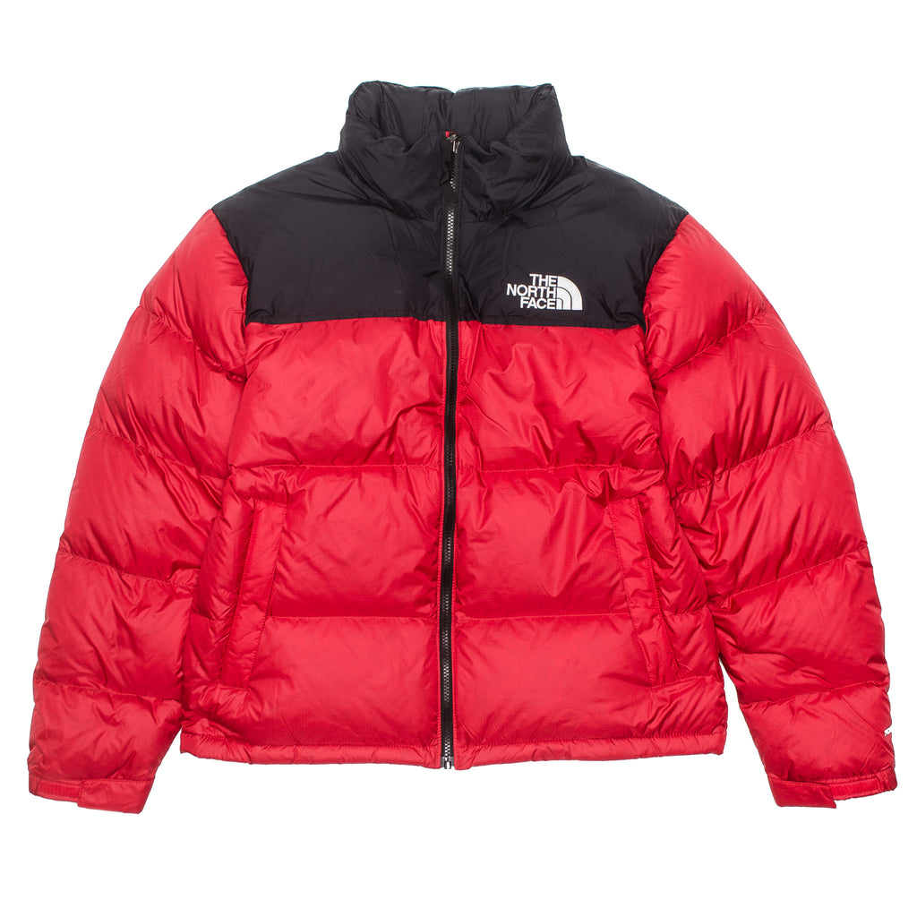 TNF 1996 Retro Nuptse Jacket Red/Black
