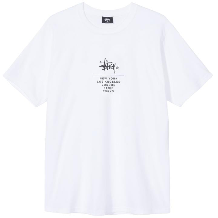 City Stack Tee 1904467 White