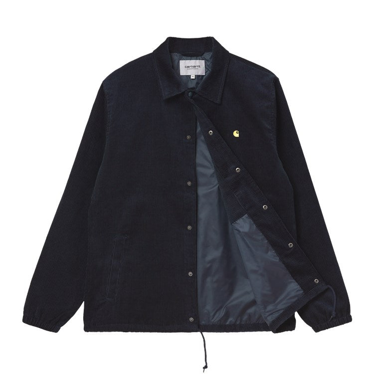 Corduroy Coach Jacket I028736 Navy