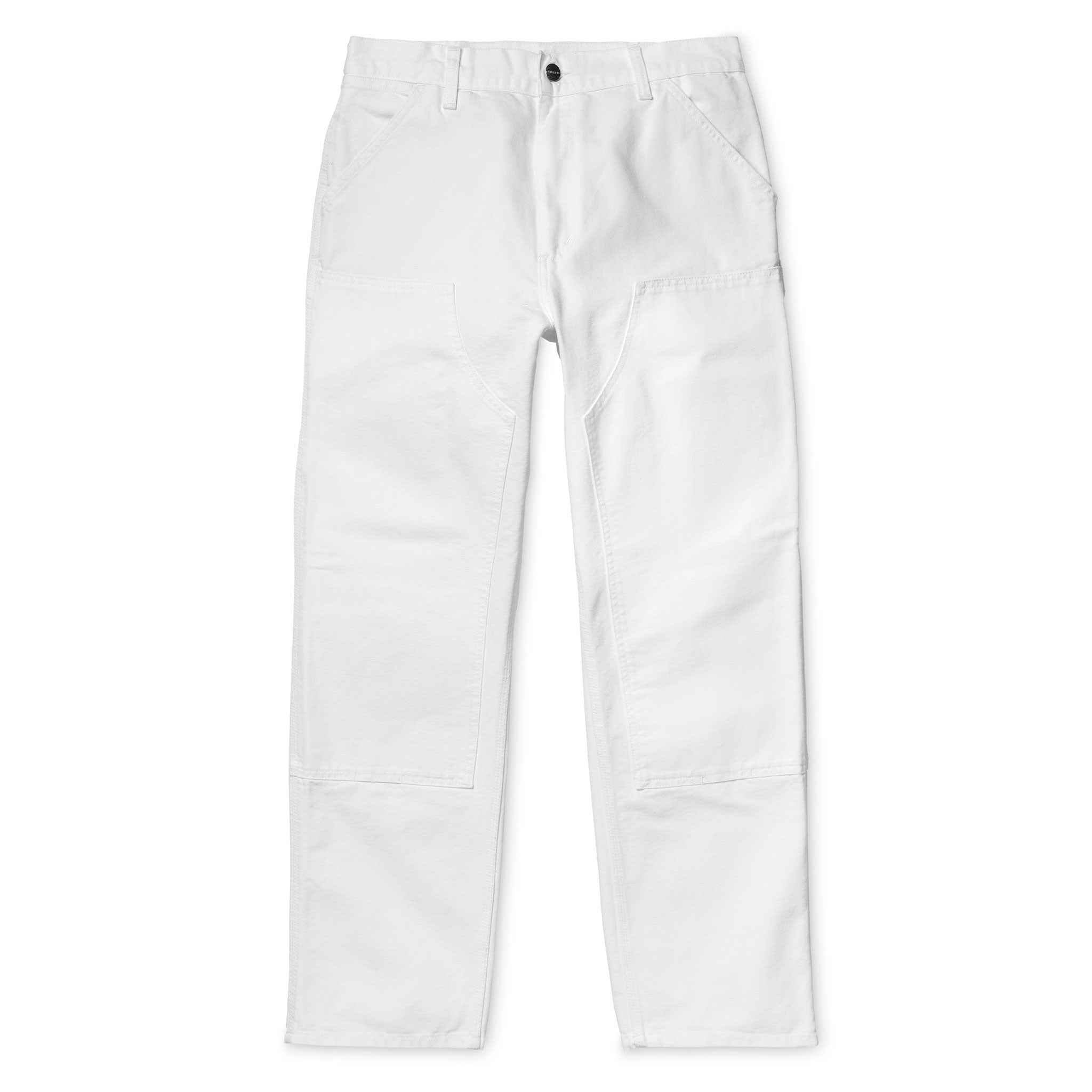 Double Knee Pant Aged Canvas Wax L32 I026489