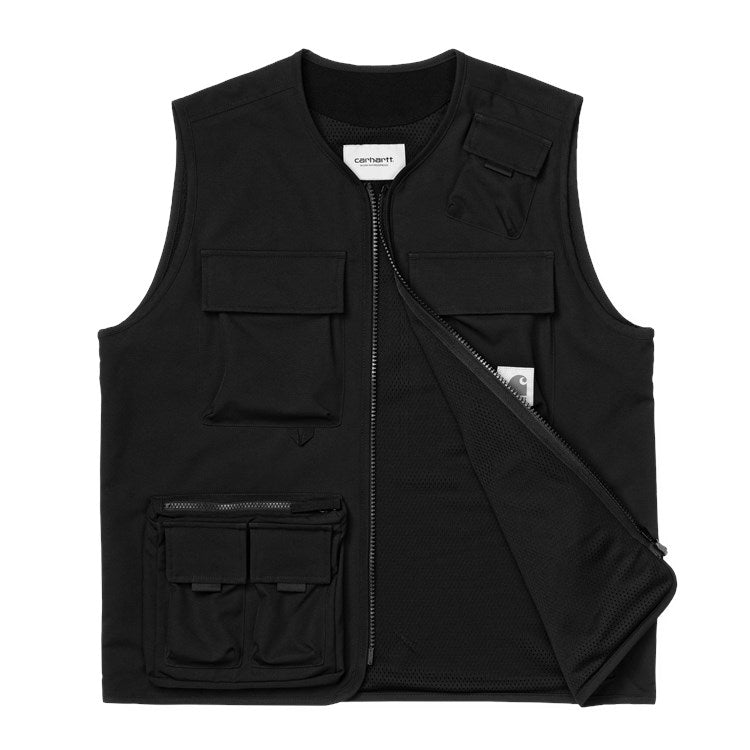 Elmwood Vest I026023 Black
