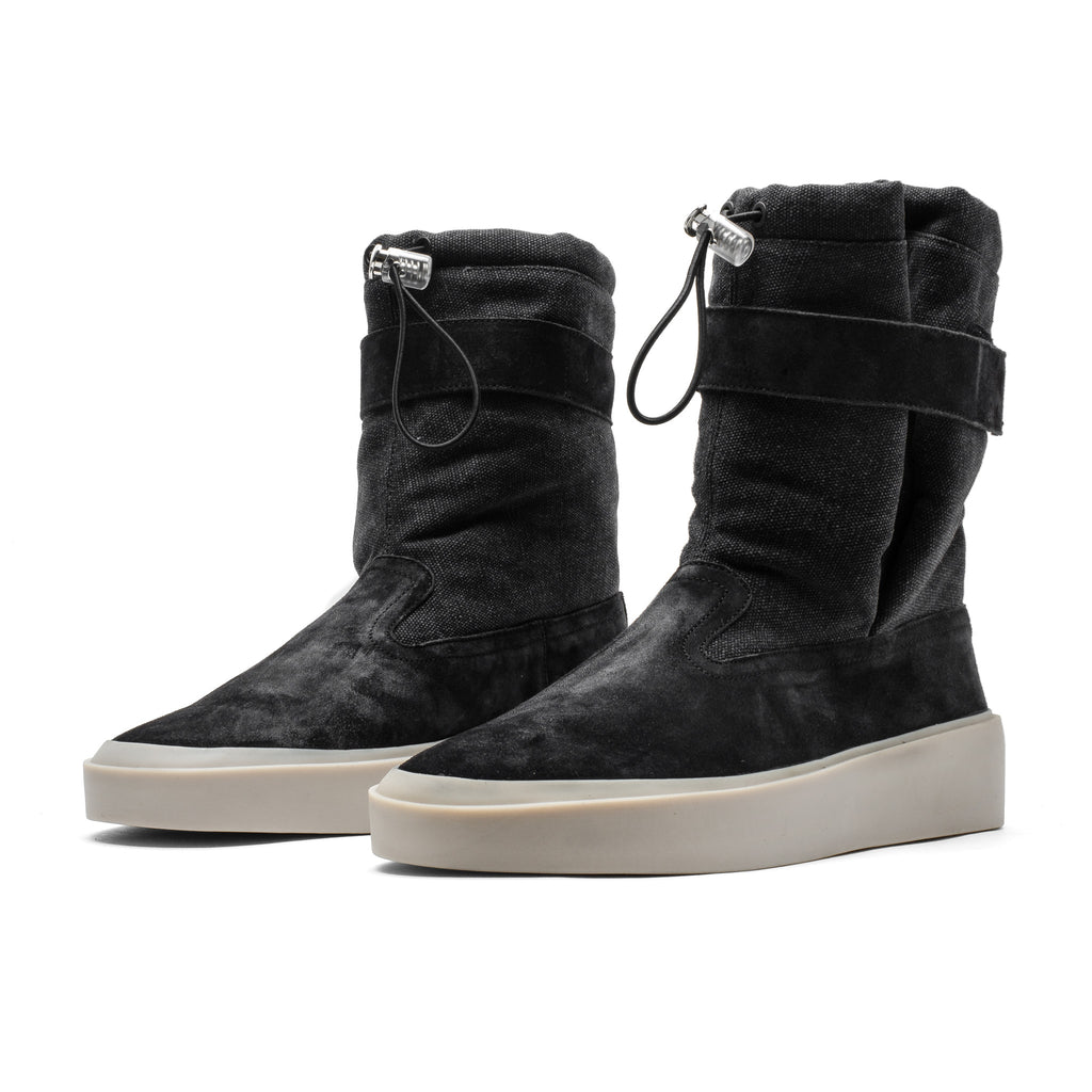 Ski Lounge Boot 007 Black
