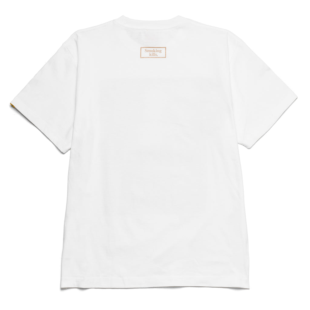 The Empress Tee White