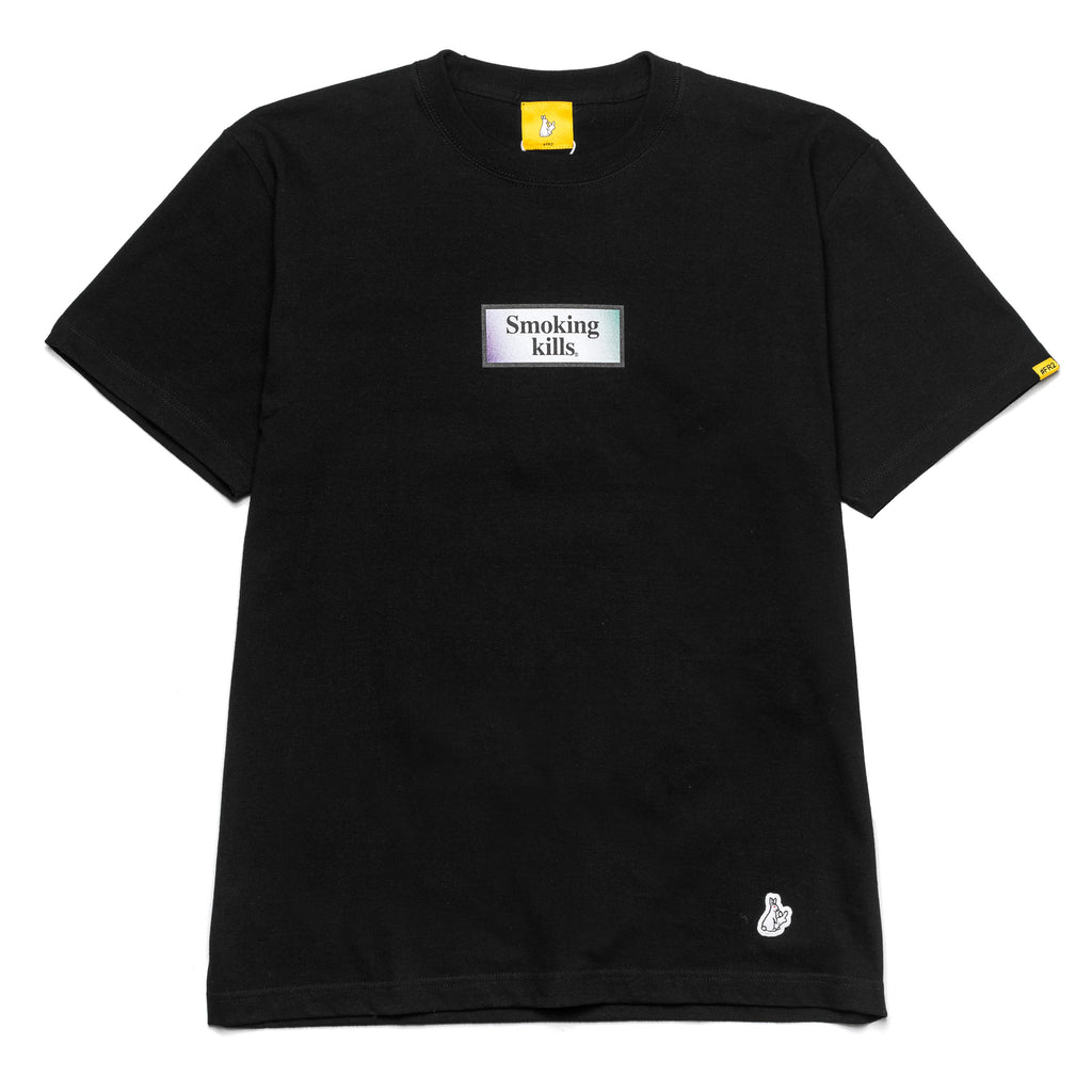 Ukiyoe Smoking Kills Tee Black