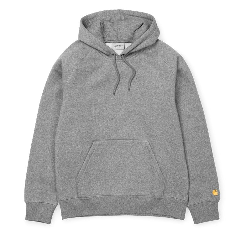 Hooded Chase Sweat Heather Grey I026384