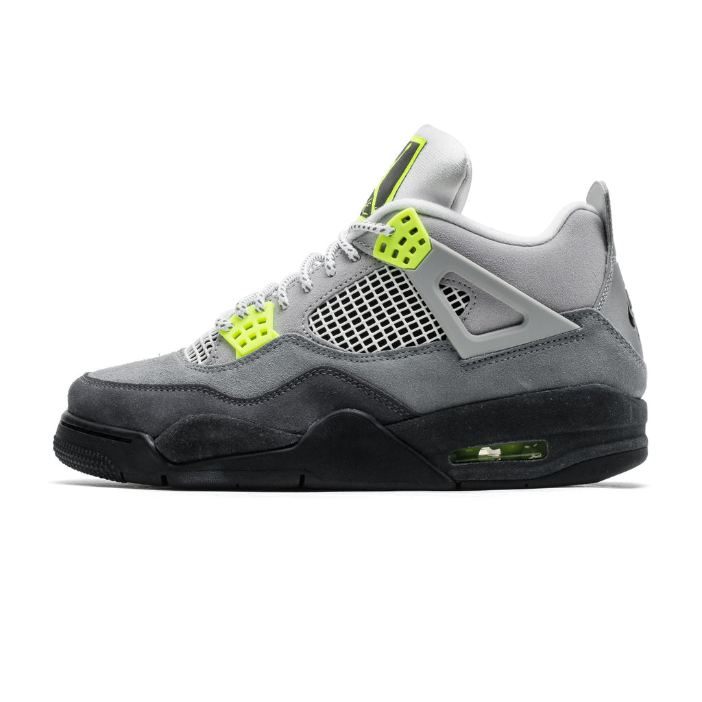 Air Jordan 4 Retro SE CT5342-007 Cool Grey Neon