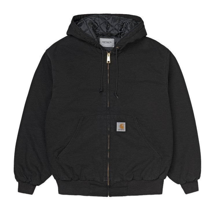 OG Active Jacket I027360 Black