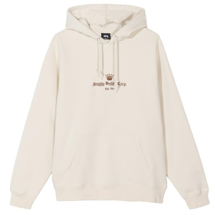 Old English Hoodie 118368 Cement