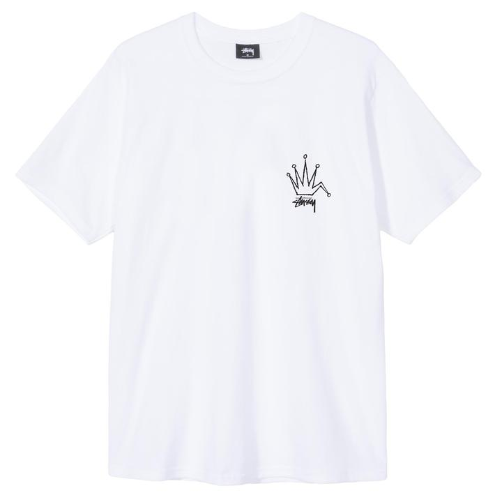 Old Crown Tee 1904510 White