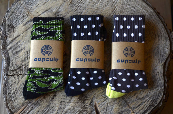 Your Choice Capsule Socks (3 Pairs)