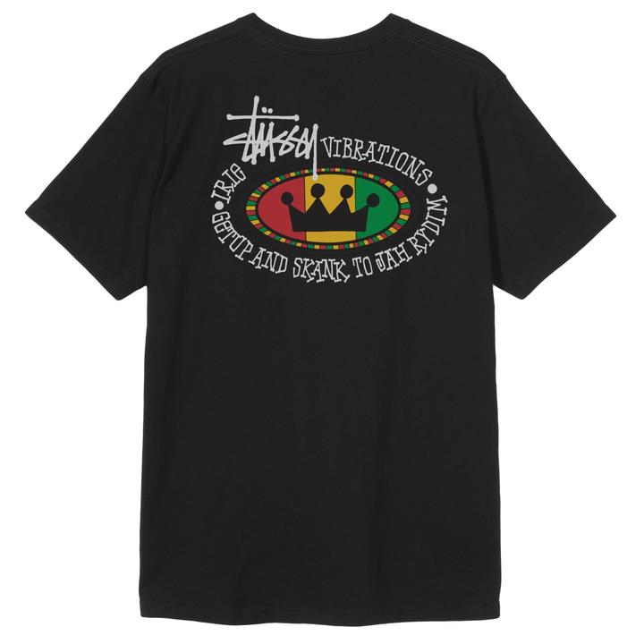 Rasta Oval Tee 1904523 Black