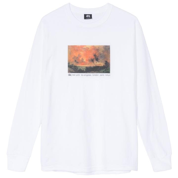 Red Sky LS Tee 1994495 White