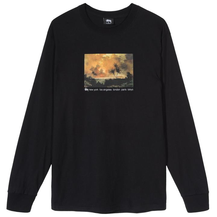 Red Sky LS Tee 1994495 Black