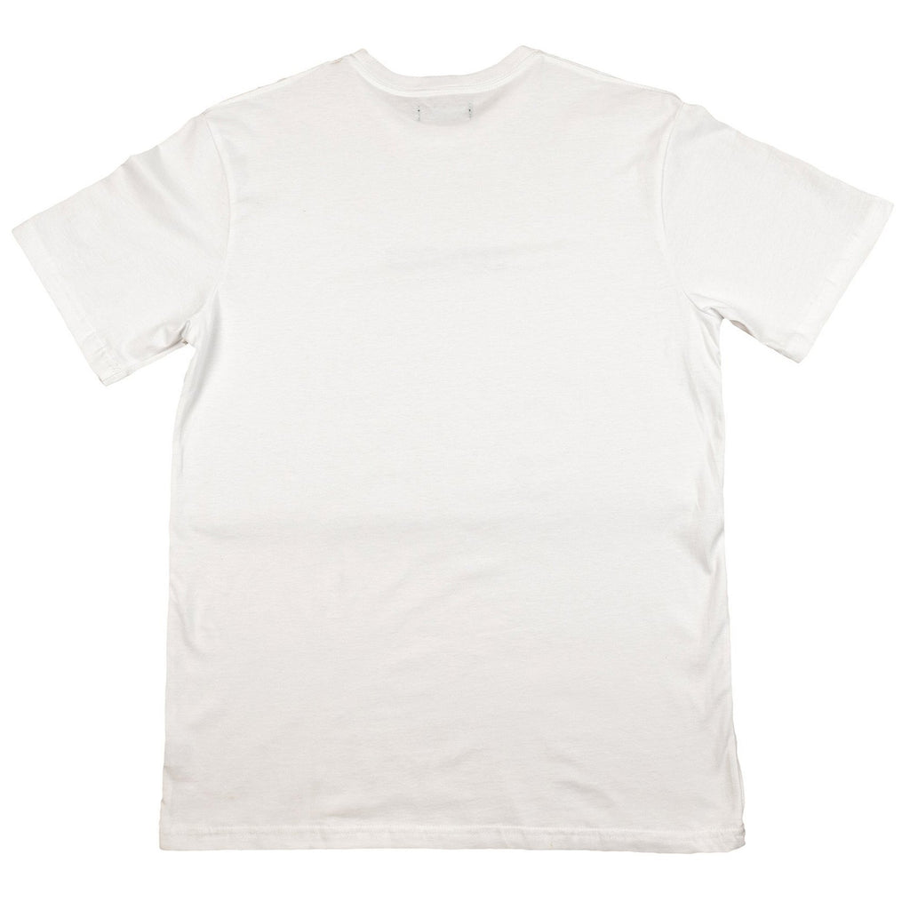 Registered Box Logo Tee White