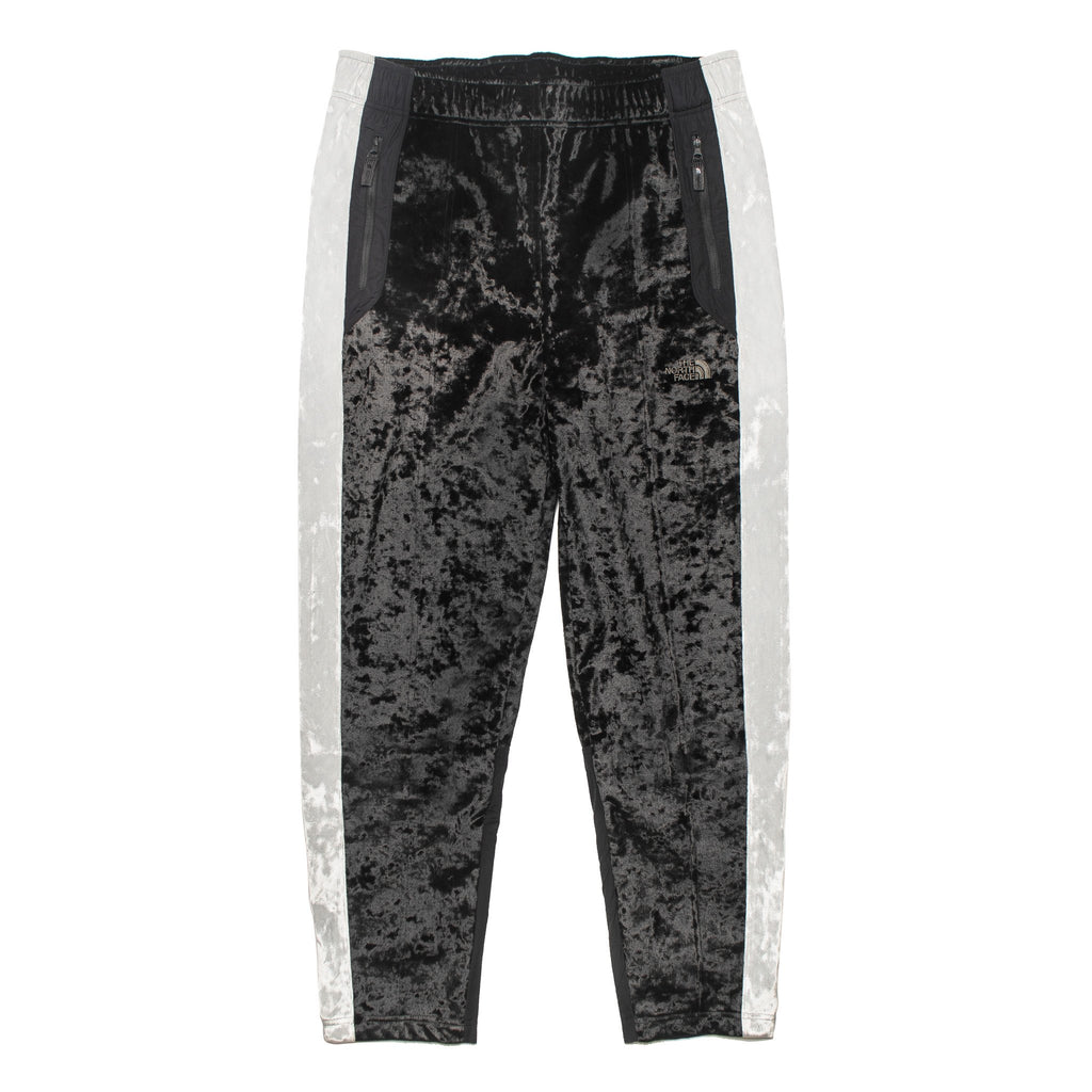 City Velve Track Pants Black