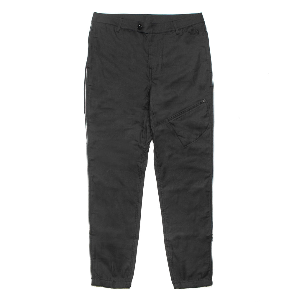 City Wool Blend Pants Black