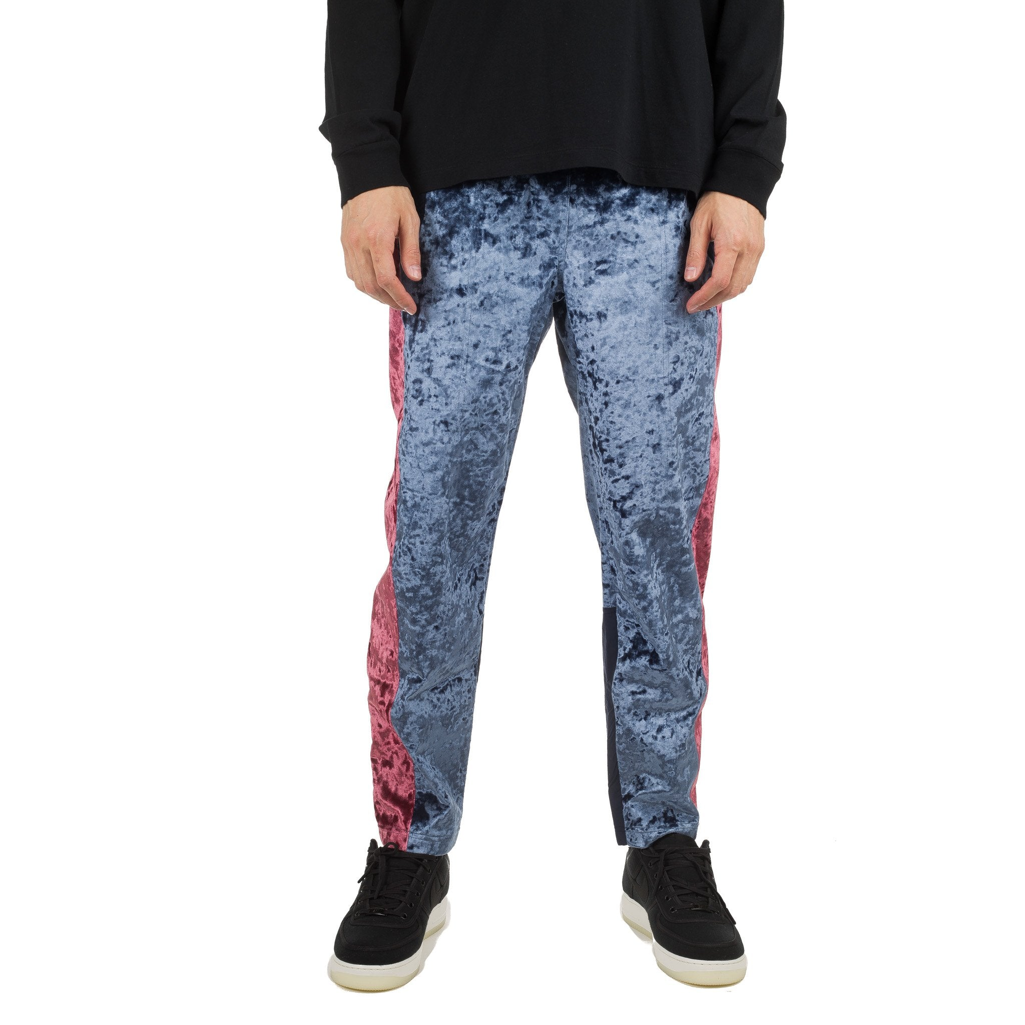 City Velve Track Pants Cosmic Blue