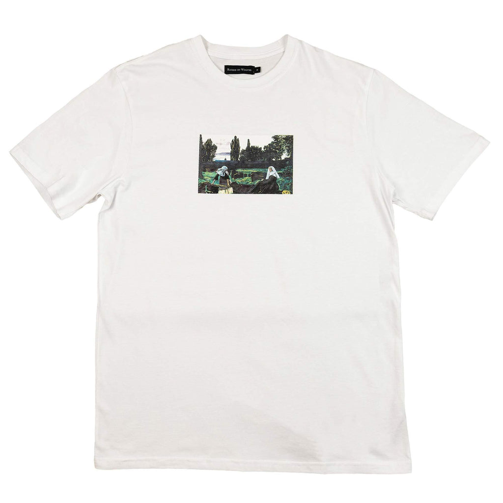Veil of Rest Tee White