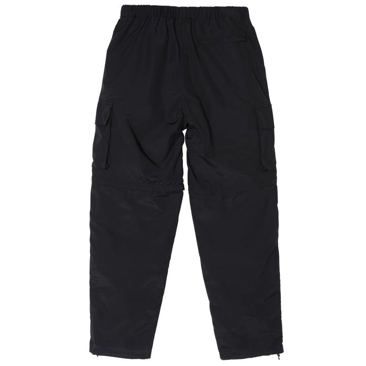 Zip Off Cargo Pants 116421 Black