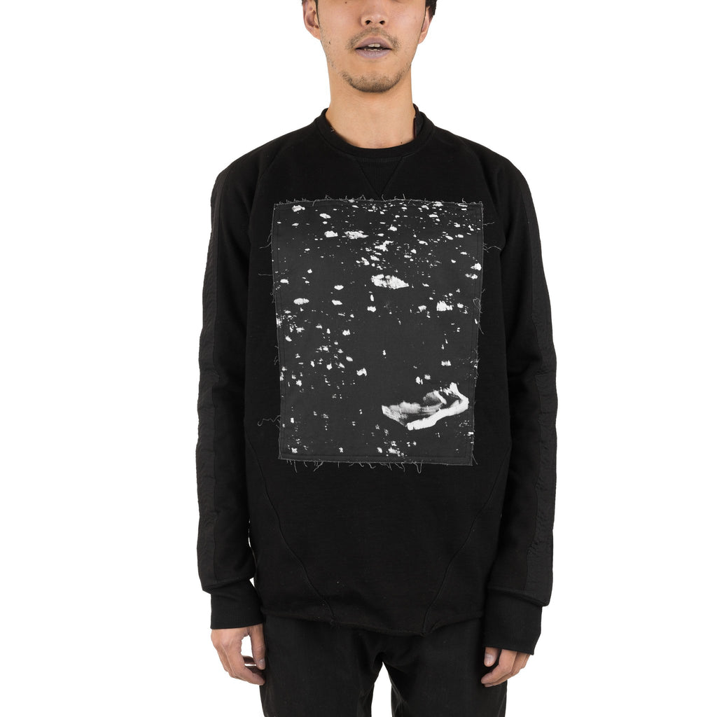 Arc Sweatshirt SSS10001 Black