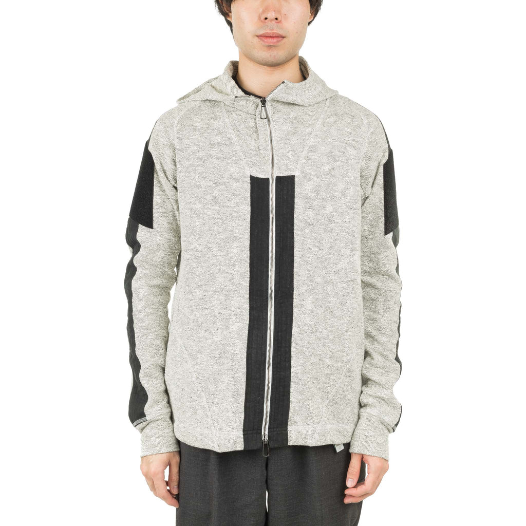ARC BDU Hood Sweatshirt White