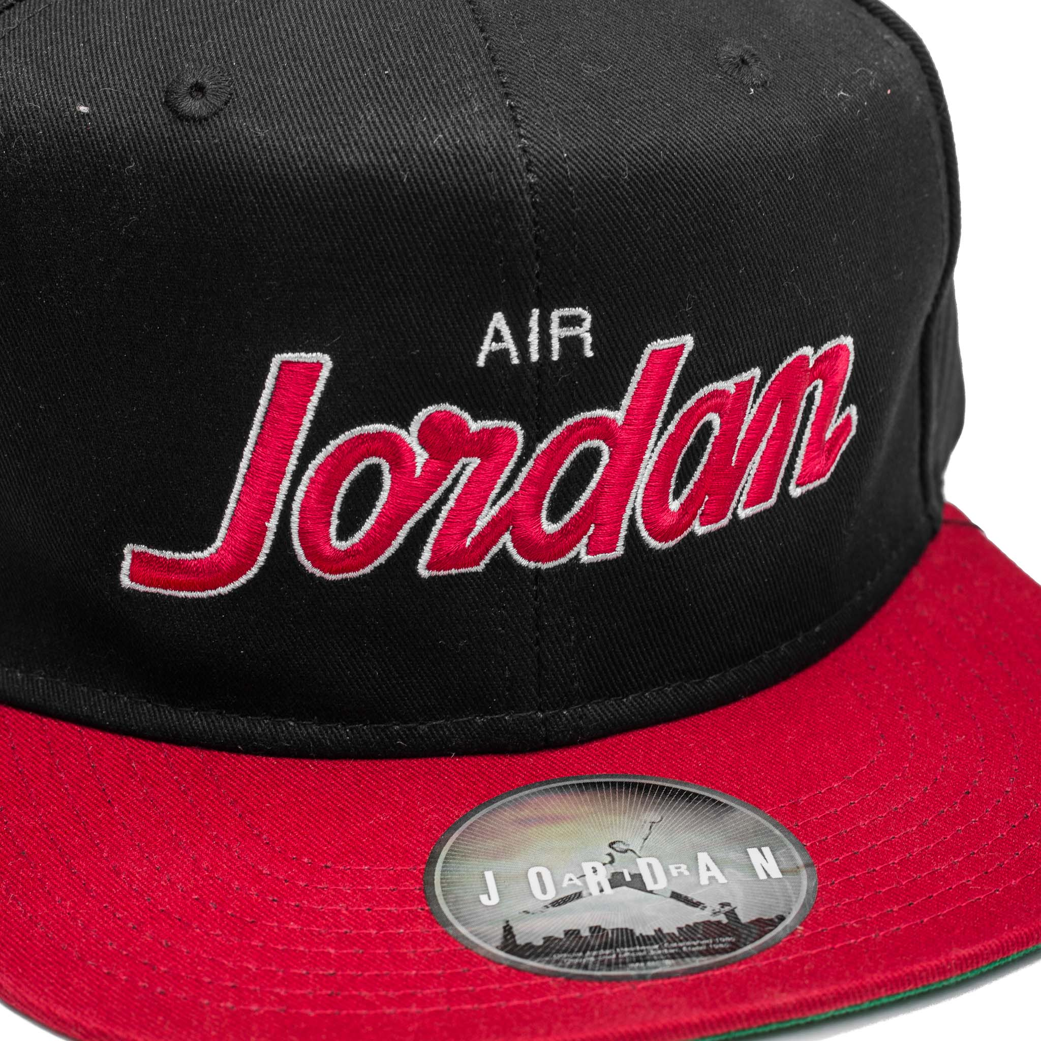 Air Jordan Cap AV8448-010 Black
