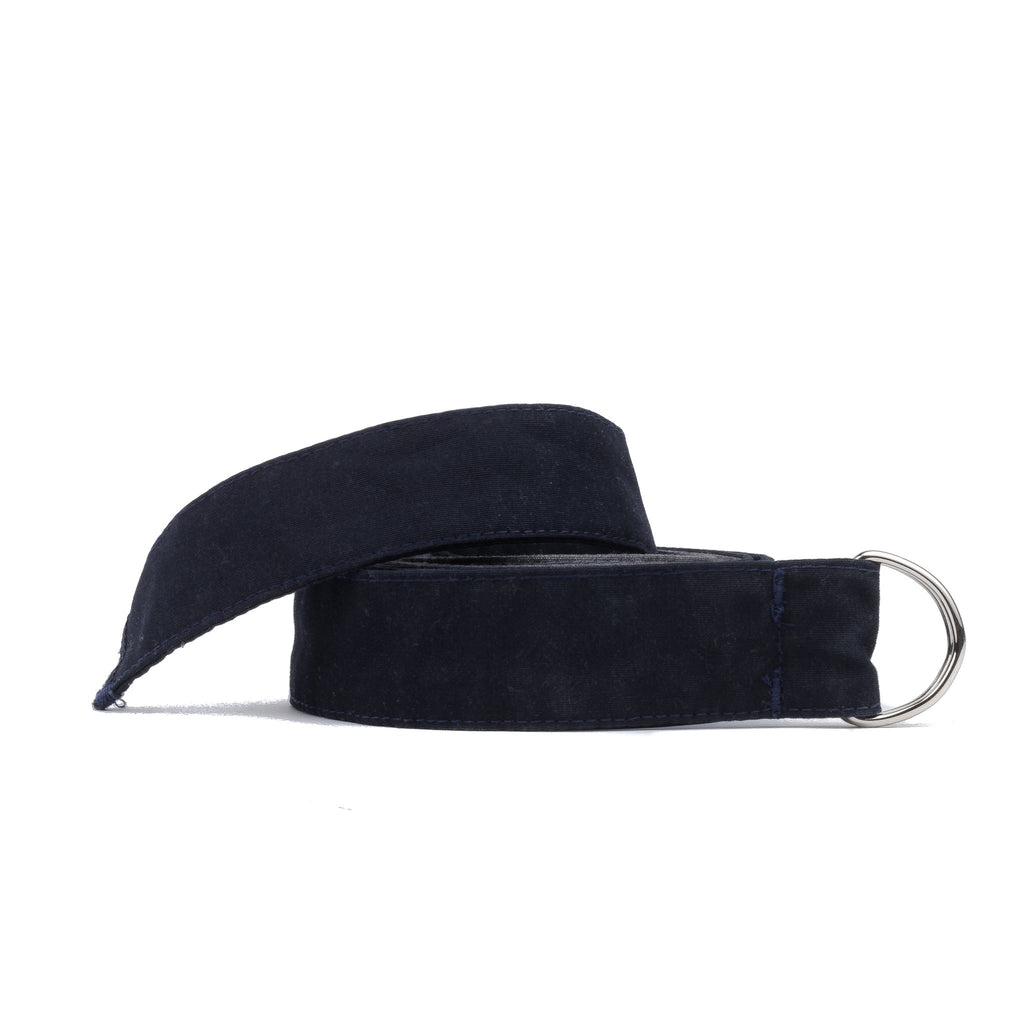 Double Ring Belt S8H07175 Navy