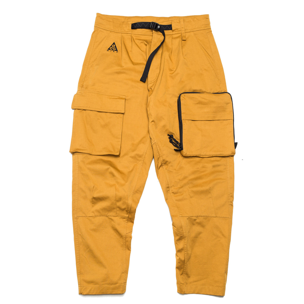 Nike ACG Cargo Pants CD7646-790 Gold