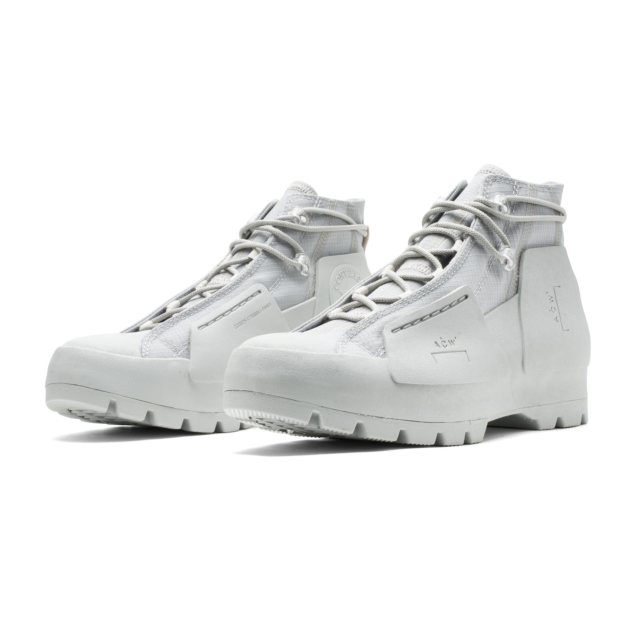 x ACW CTAS Lugged HI 168177C Grey