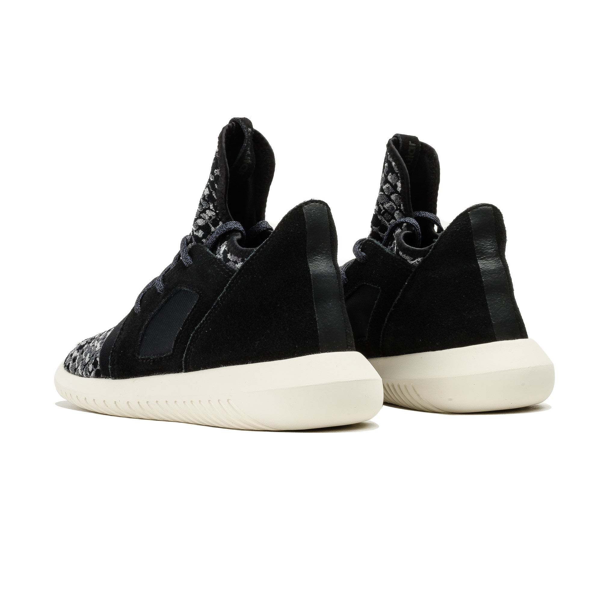 W Tubular DEFIANT BB5122 Black