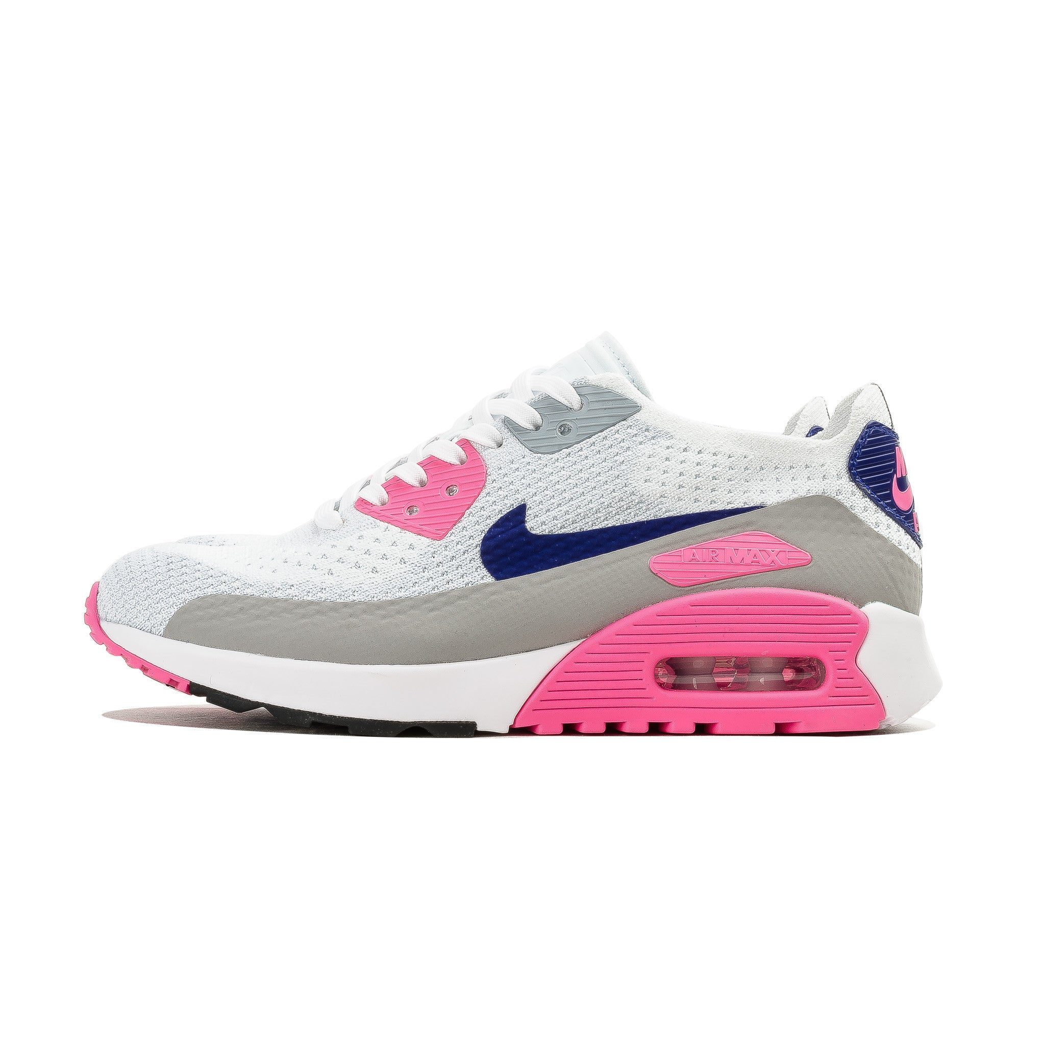 W Air Max 90 Ultra 2.0 Flyknit 881109-101 White