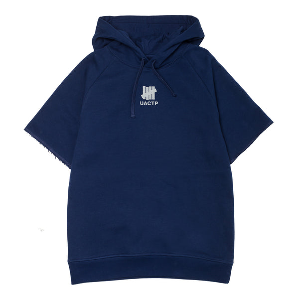Tech Fleece SS Hood Navy