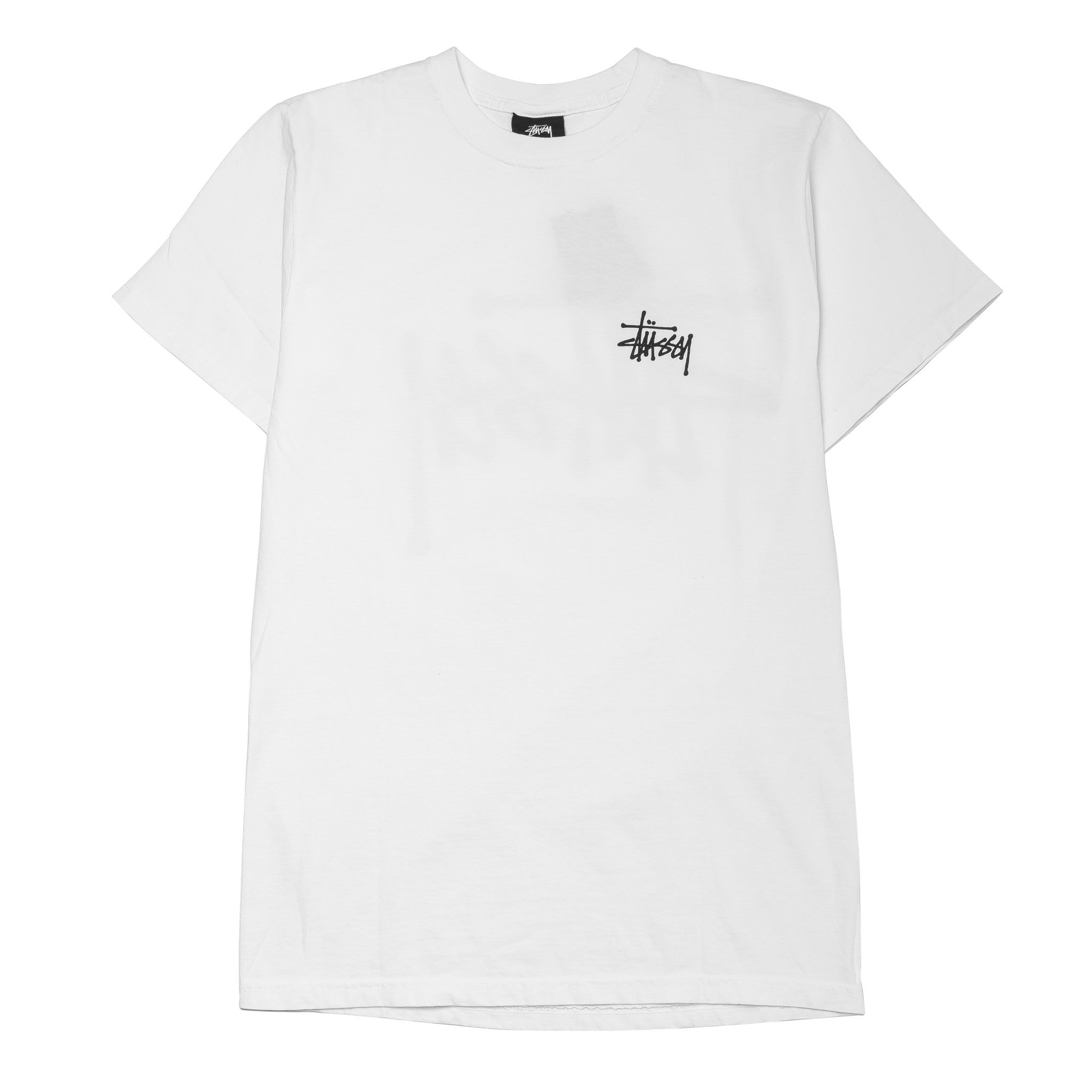 Basic Stussy Pig Dyed Tee Natural