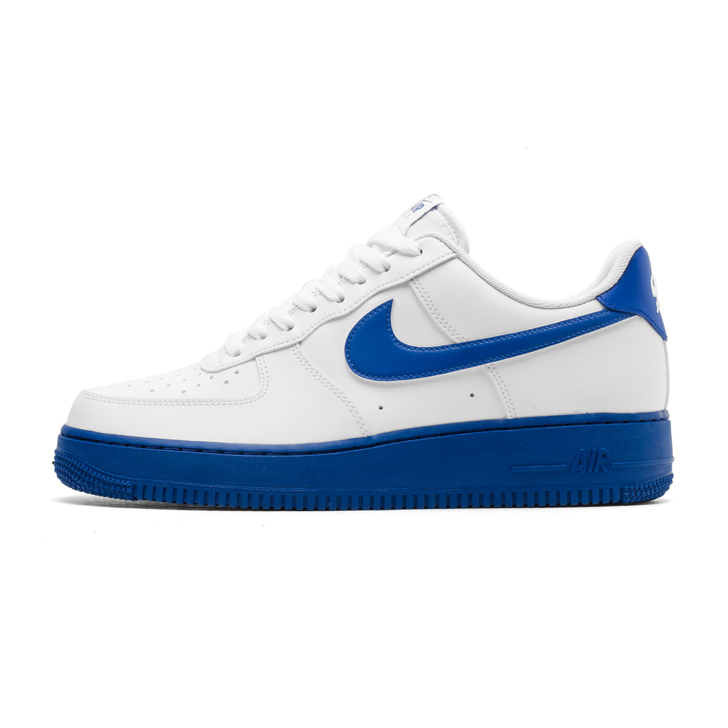 Air Force 1 07 CK7663-103 White/Royal Blue