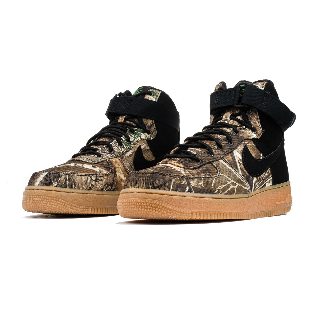 Air Force 1 High '07 LV8 3 AO2410-001 Black