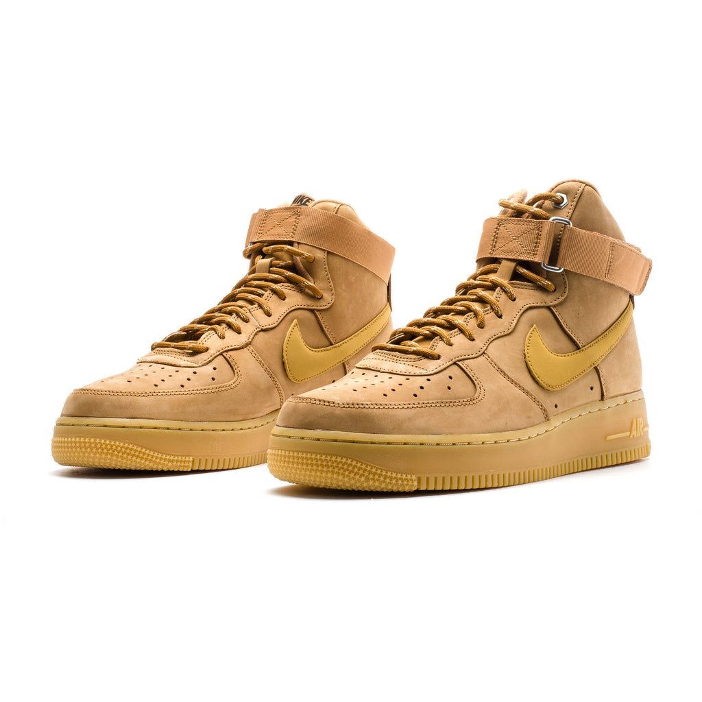 Air Force 1 High 07 WB CJ9178-200 Flax
