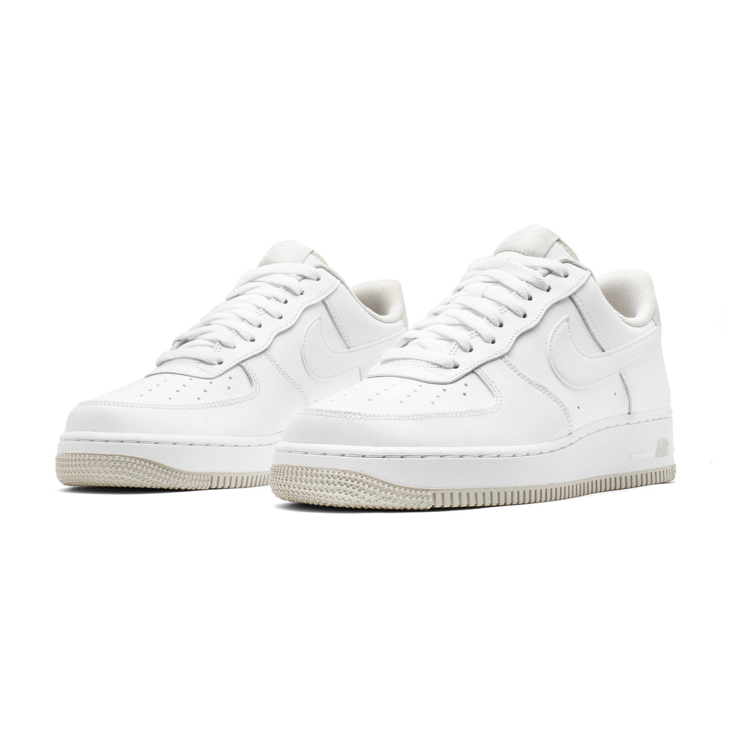 Air Force 1 07 2 CJ1380-101 White/Light Bone