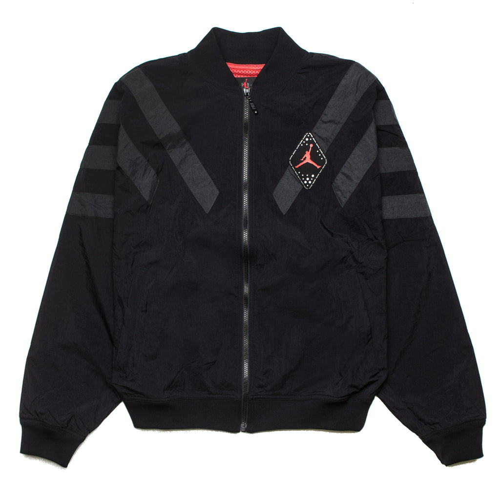 AJ 6 Nylon Jacket BV5405-010 Black