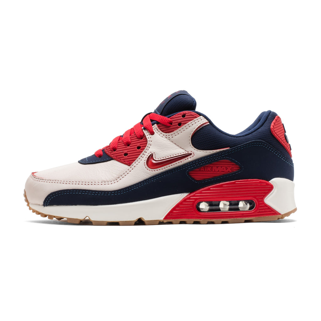 Air Max 90 PRM CJ0611-101 Sail Red