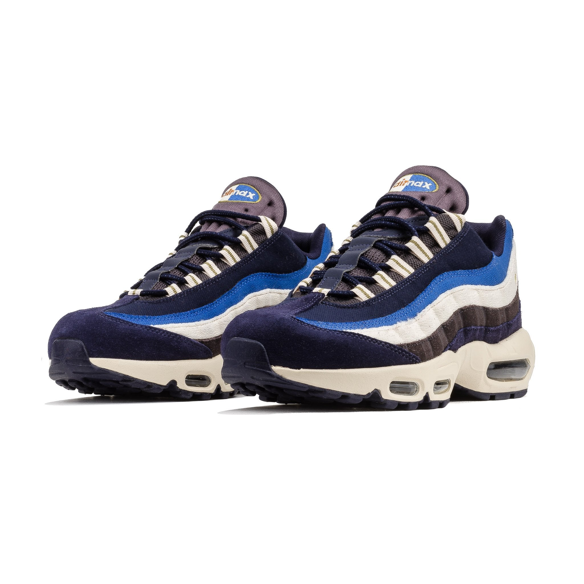 huge selection of 7efb4 29b0a Air Max 95 Premium 538416-404 Blackend Blue