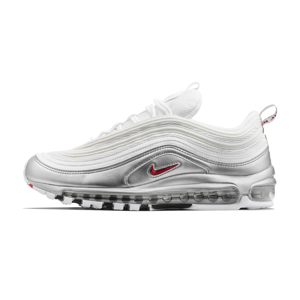 Air Max 97 QS AT5458-100 White Metallic Silver