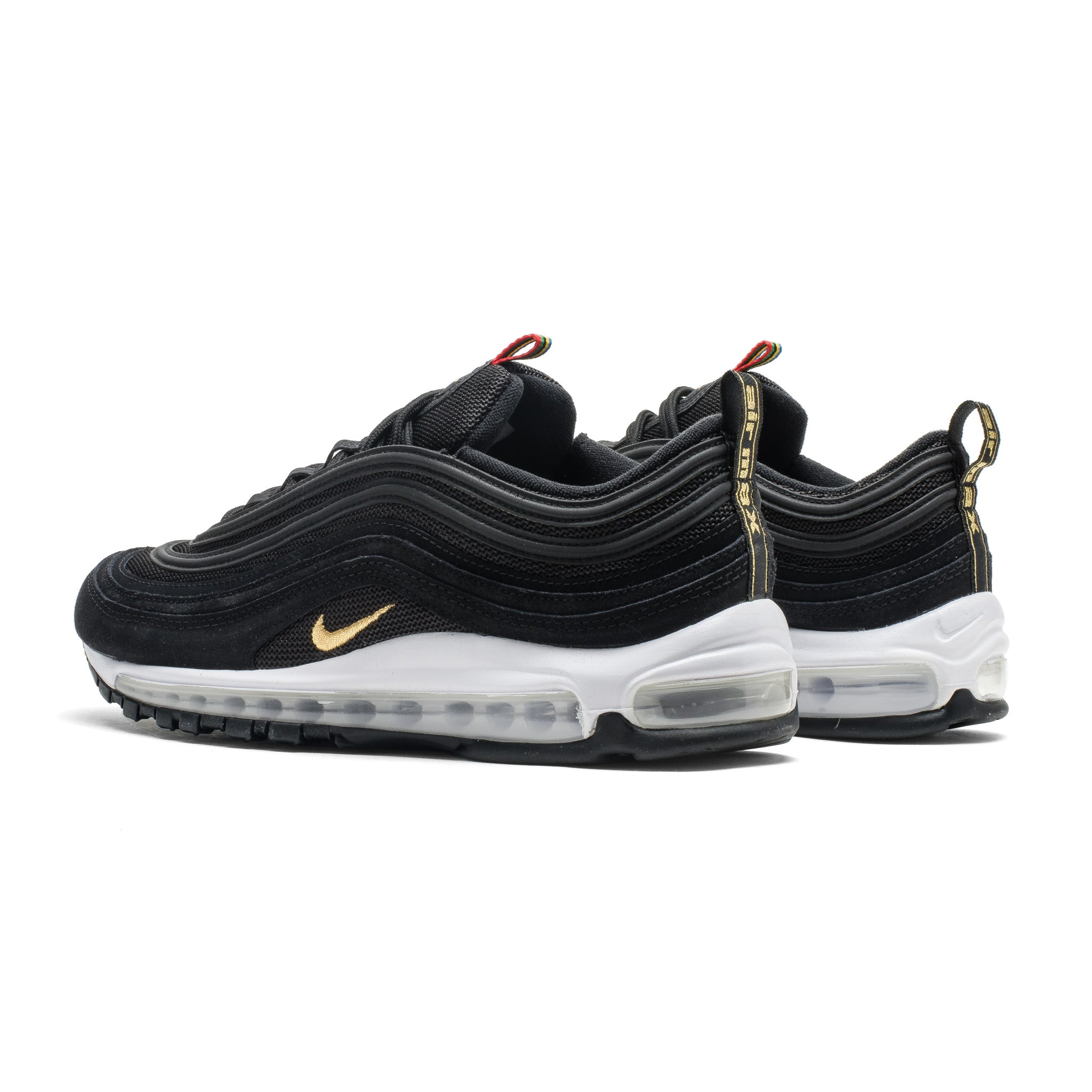 air max 97 noir et or