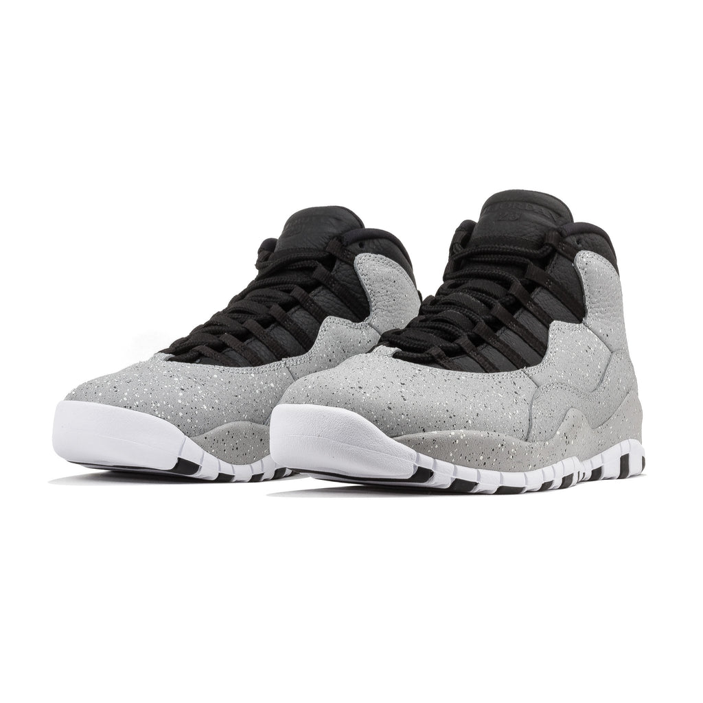 Air Jordan 10 Retro 310805-062 Grey