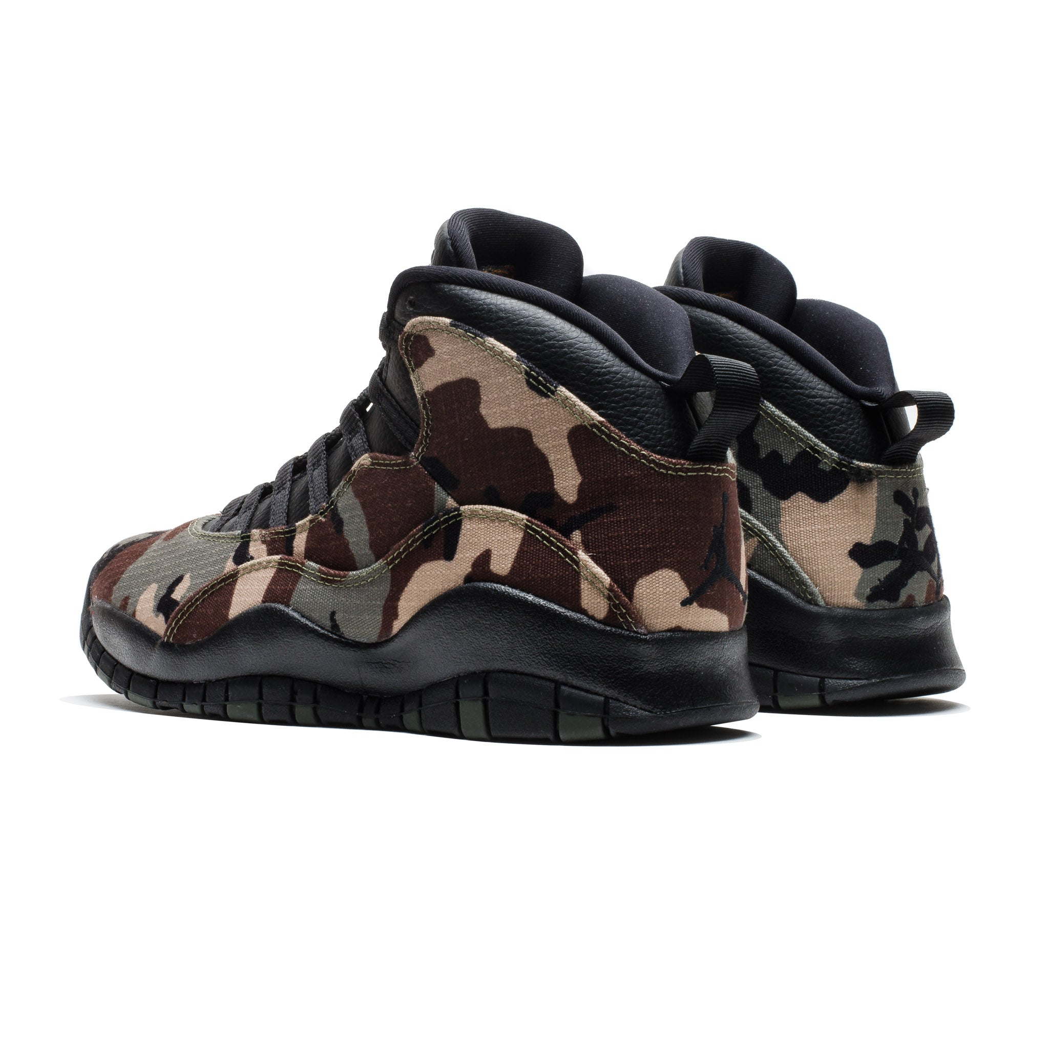reputable site c0f4c 3da0e Air Jordan 10 Retro 310805-201 Woodland Camo – Capsule Online