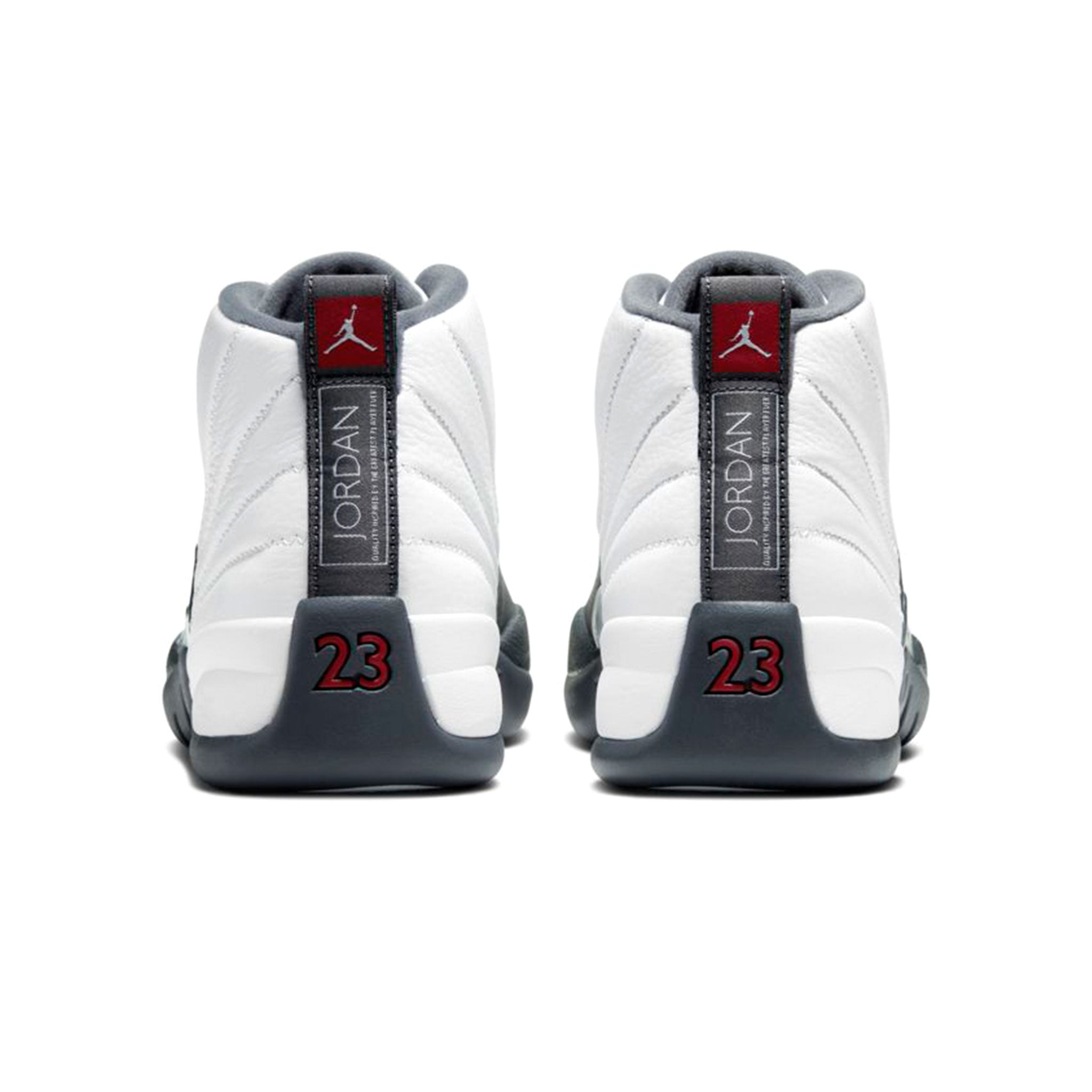 Air Jordan 12 Retro 130690-160 White
