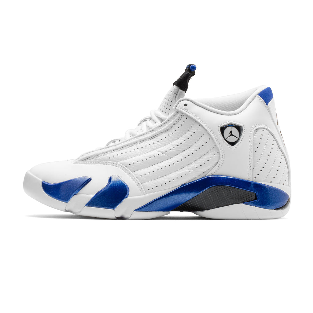 Air Jordan 14 Retro 487471-104 White Royal