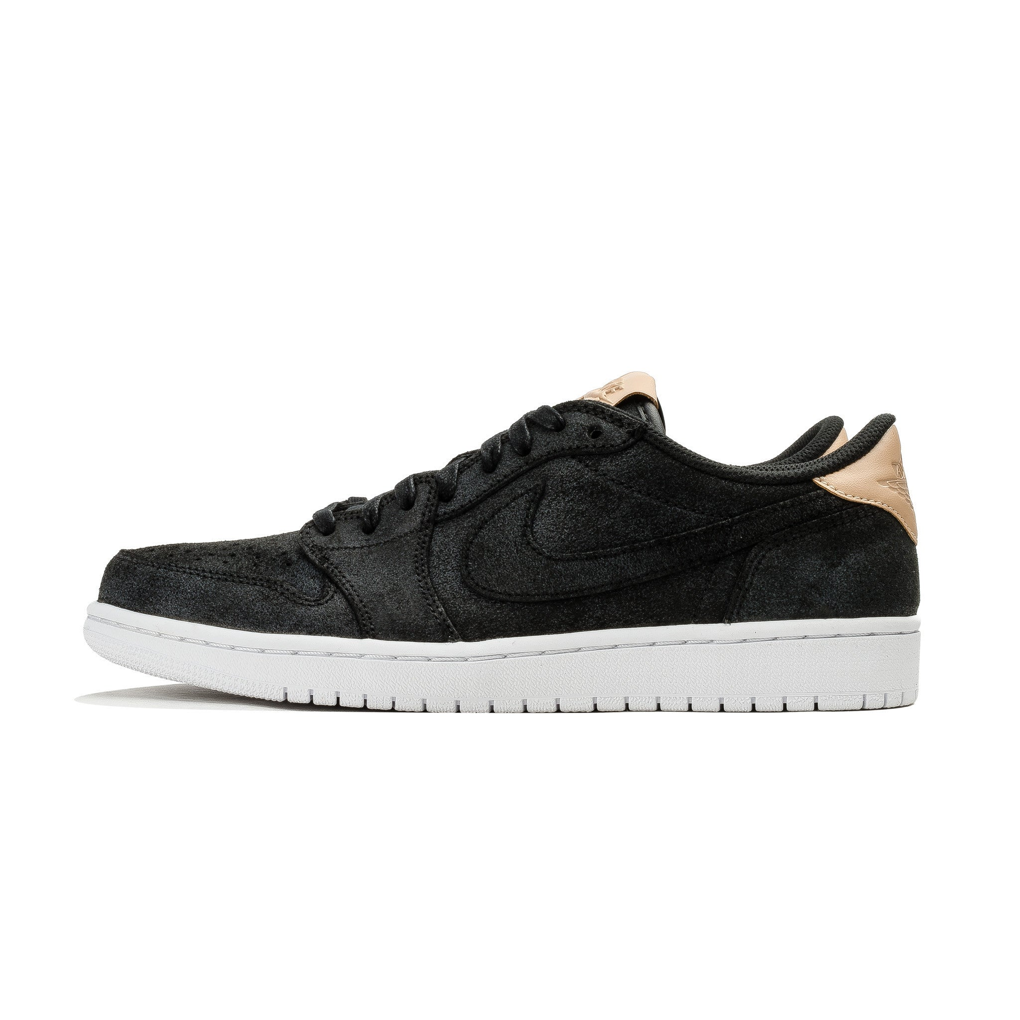 Air Jordan 1 Retro  Low OG PRM 905136-010 Black