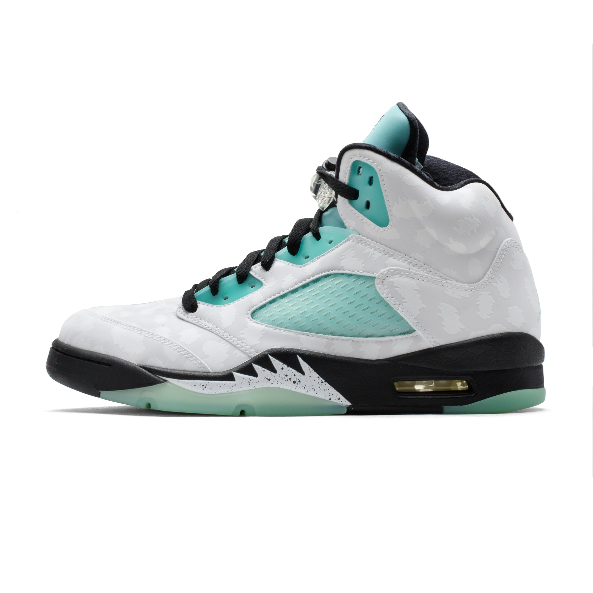 Air Jordan 5 SNGL DY CN2932-100 White